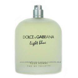 Dolce & Gabbana Light Blue pour Homme 125 ml тестер