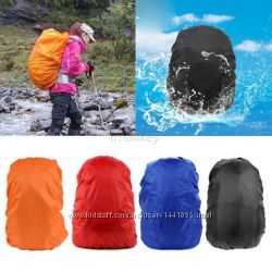 Чехол на рюкзак от дождя, разные цвета и размеры