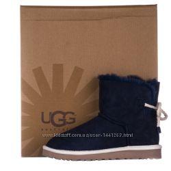 Женские угги UGG Shoelace