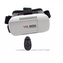 Очки виртуальной реальности VR BOX с пультом и без