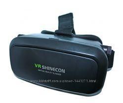 Очки виртуальной реальности Shinecon VR с пультом и без