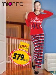 Пижамы турецкой фирмы Miorre