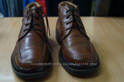 Ботинки муж кожа Bata 44р.