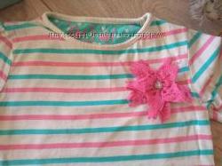 Модные кофточки регланы NEXT GIRL2GIRL  MOTHERCARE
