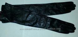 Перчатки длинные Chanel