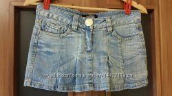 Юбка джинсовая Versace