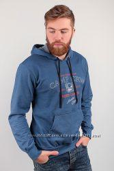 Сп Толстовка теплая мужская на флисе с капюшоном