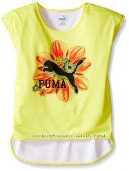 сочная туника Puma на девочку 6 лет