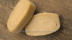 Натуральное мыло на тыквенном пюре с ланолином.