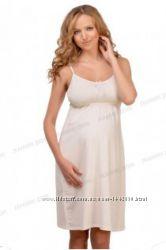 Ночная рубашка  для беременных и кормящих Мамин Дом