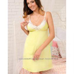 Ночная рубашка для беременных кормящих Мамин Дом