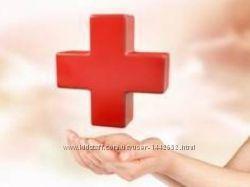 Донор сдаст кровь 01Rh - отрицательный резус фактор