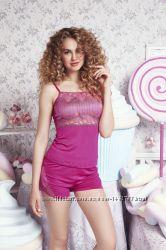 Комплект женский майка  шорты Anabel Arto.