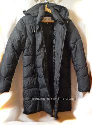 Куртка пуховик теплая