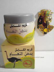 Крем-мазь из Страусиного Жира Ostrish Fat, 60 мл, Египет