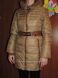 Женская зимняя куртка Kapre с шапкой 46 р-р