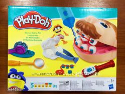 Пластилин Hasbro Play-Doh Мистер Зубастик версия 2016 B5520