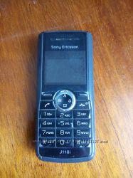 Продам рабочий телефон Sony Ericsson j110i