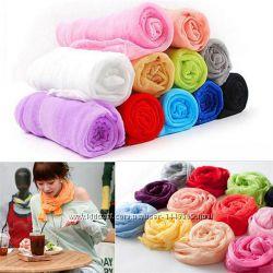 Купить Яркий женский шарф