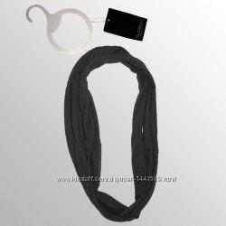 Модный шарф-снуд серый Германия