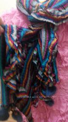 Красивые шарфы
