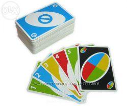 Настольная карточная игра UNO УНО