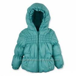Теплая демисезонная курточка мятного цвета на весну осень курточка р 92-98
