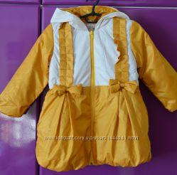 Демисезонная курточка на весну осень курточка р 92 98 104