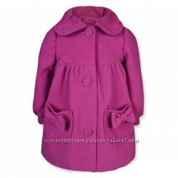 Пальто и берет на девочку р. 92, 104, 116, 122, 128