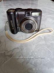Продам цифровой фотоаппарат CANON PowerShot A590ISподарок