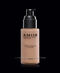 Тональный крем и базы с дозатором в стеклянной упаковке AMIIR, 40 мл