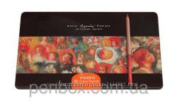 Карандаши Marco , Карандаши цветные, Карандаши подарок,  Карандаши 36 цв.