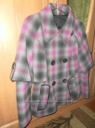 Женское пальто 48-50 размер.