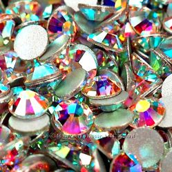 Стразы DMC Premium Crystal AB ss 20 холодной фиксации Hong Kong