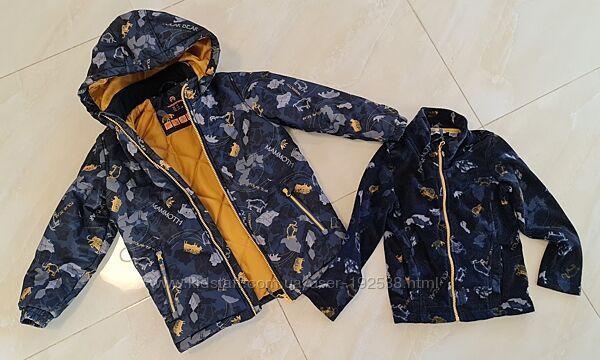 Зимняя куртка  флиска р.116 Outventure