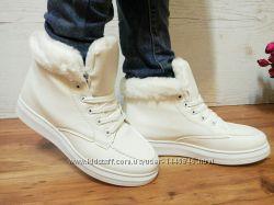 Ботиночки Снежок