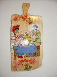 доски кухонные сувениры подарки