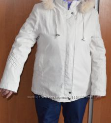 куртка 50 размер осень