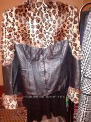 Курточка натуральная