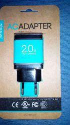 Швидкісна USB зарядка NILLKIN 5V 2A EU стандарт