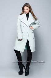 Женское Зимнее пальто в стиле Oversize