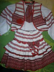 Прокат украинский костюм