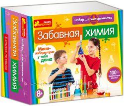 Наборы научных игр для детей