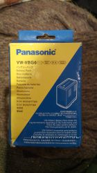 Panasonic VW-VBG6 Аккумулятор, Япония