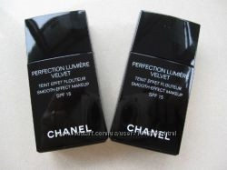 Chanel CC и Chanel perfection lumiere velvet