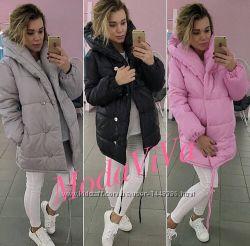 Зимняя куртка теплая зимова