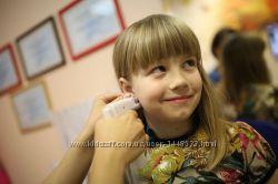 Прокалывание ушек деткам от 2-х месяцев Киев, прокол ушей, проколоть ушки