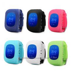 Детские умные часы Q50 с GPS трекером Гарантия
