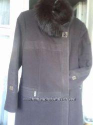 женское зимнее пальто в отличном состоянии