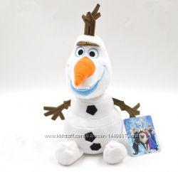 Мягкая игрушка Снеговик Олаф 23 см